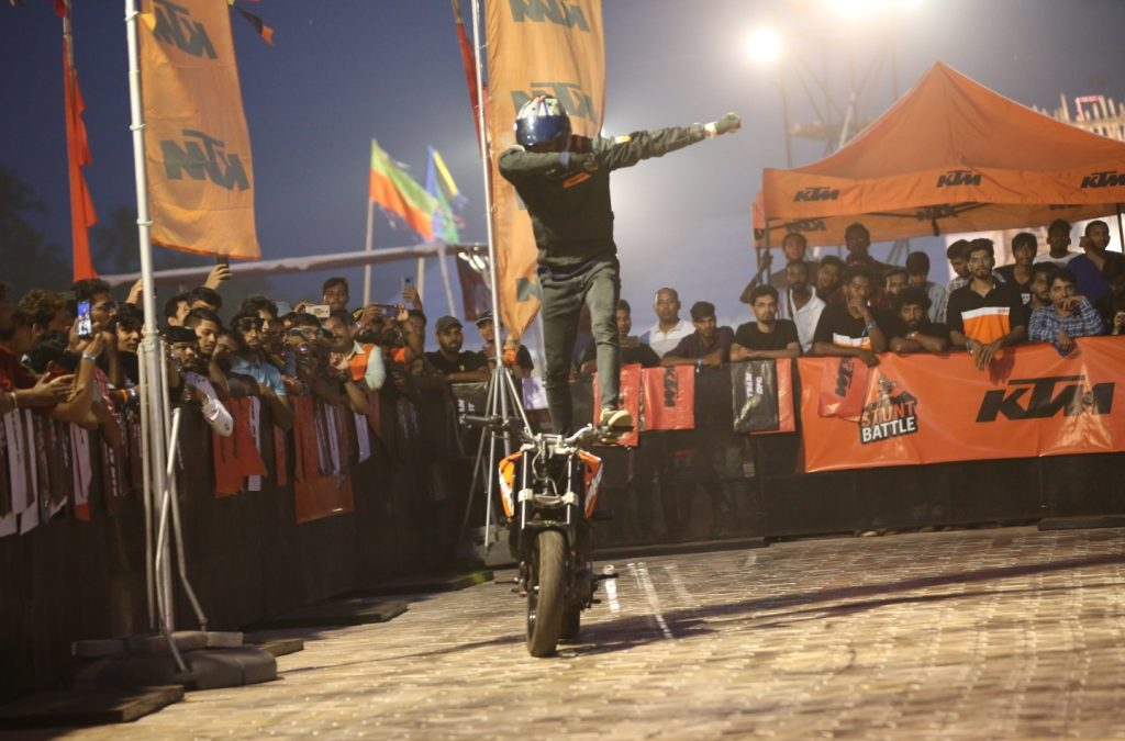 Parades, Track Day Awards, Competitions and Music at #IndiaBikeWeek2019