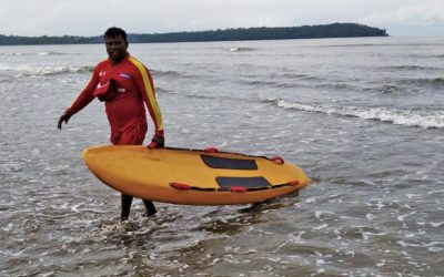 US national rescued at Patnem by lifeguards