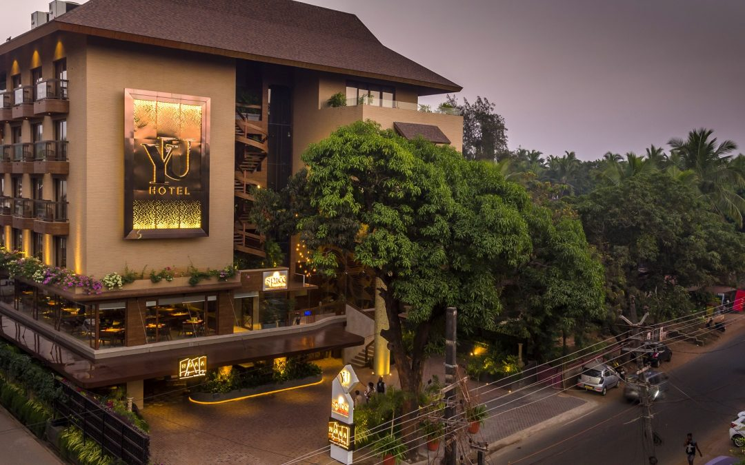 YU Hotel brings its international restaurants Noaa and Spice Mantraa to Goa