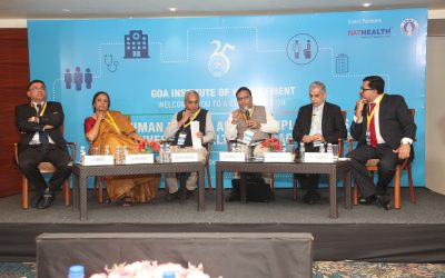 Goa Institute of Management (GIM) to host a debate on Accelerating and Sustaining Investments for Financing India's Healthcare Needs