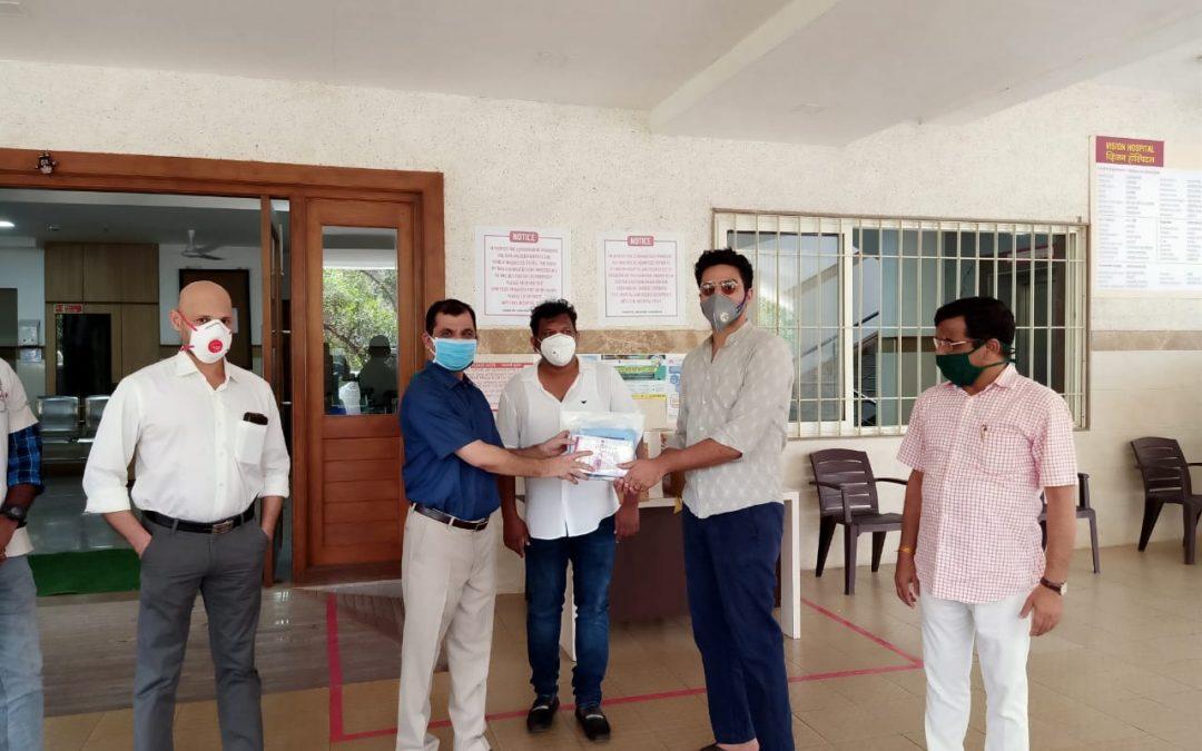 FC Goa, Deltin Group join fight against Coronavirus, distribute medical equipment to hospitals