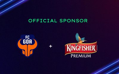 FC Goa welcomes aboard Kingfisher as Official Sponsor for the 2020/21 season