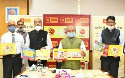 PNB commemorates the birth anniversary of Mahatma Gandhi  by launching 'Gram Sampark Abhiyan'