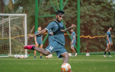 Alexander Romario Jesuraj:  Professionalism paving the way for the youngster from Dindigul