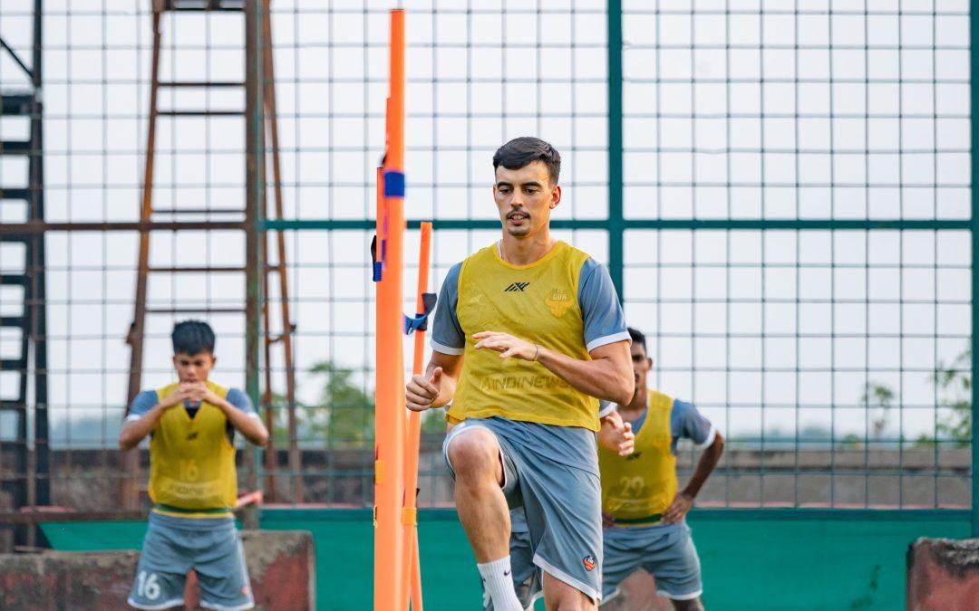Gaurs look to build on their nine-game unbeaten run