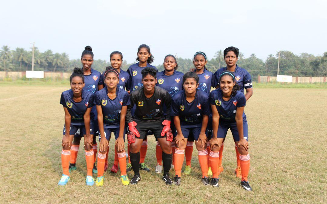 FC Goa announces 24-member squad for the 2021 season of the GFA Vedanta Women's League