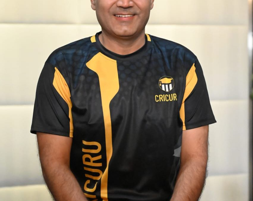 Renowned cricketer Virender Sehwag launches India's First Experiential learning website for Cricket – CRICURU