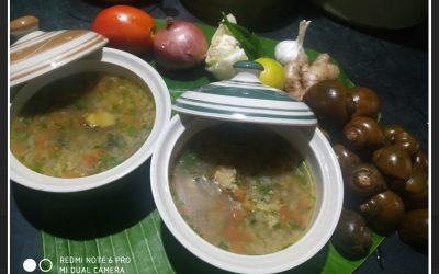 Rustic Recipes From the Heart of Goa – Goan Conge Soup
