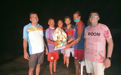 Drishti lifesaver force assists with Ganesh Chaturthi immersions across the coast