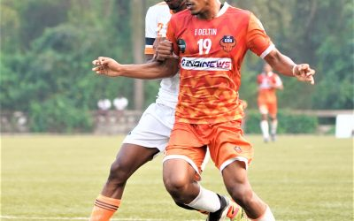 Sarineo Fernandes leaves FC Goa on a permanent transfer